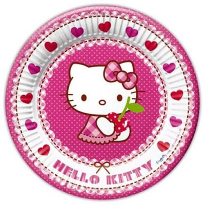 Hello Kitty borden